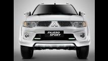 Mitsubishi Pajero Dakar ganha série especial na Indonésia