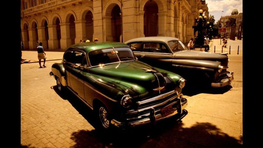 Cuba autoriza livre comércio de carros, proibido há mais de 50 anos