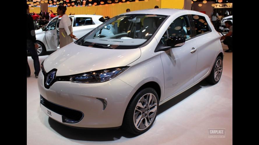 França dá bônus de 10 mil euros para trocar carro velho por elétrico