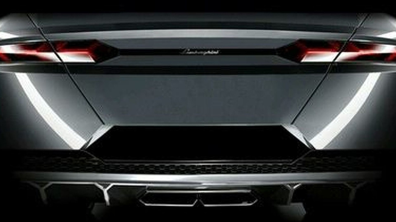 Early Sketches Of Lamborghini Estoque Four Door Concept Leaked