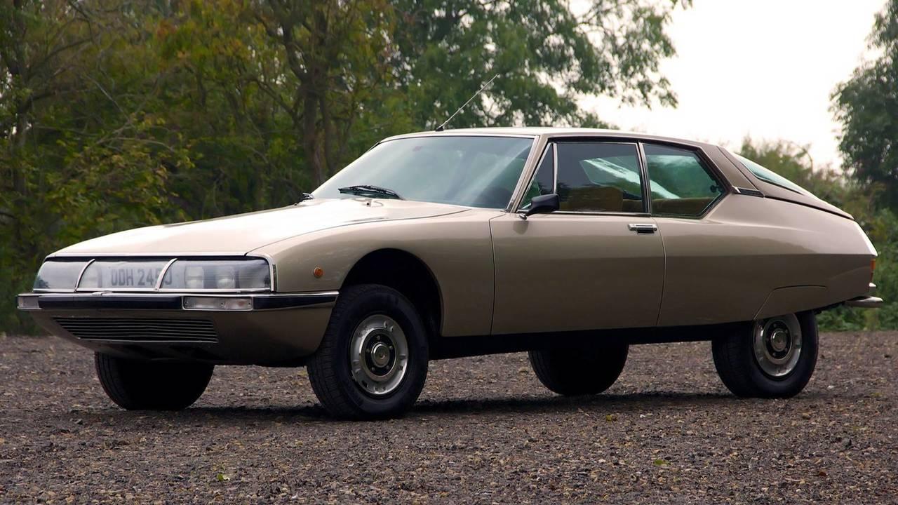 Citroën SM – Maserati