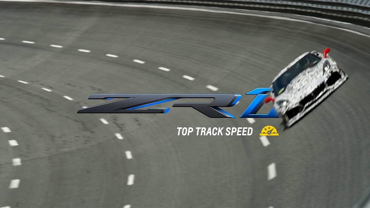 Chevrolet Corvette ZR1, il record a 341 km/h
