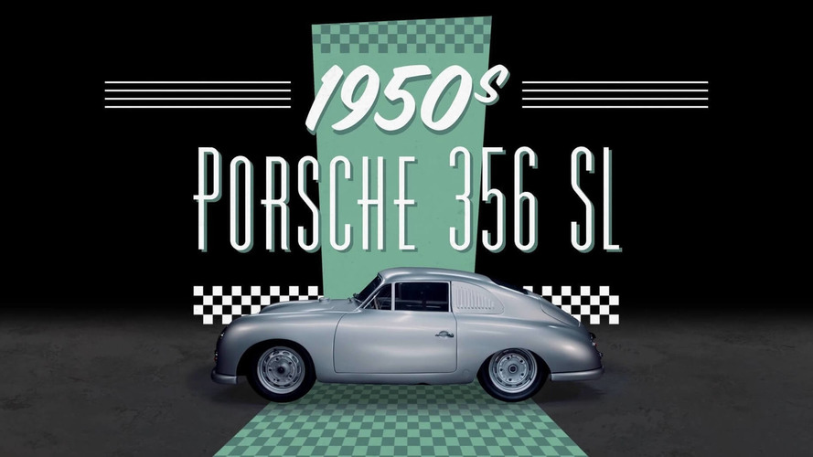 Porsche Looks Back At 7 Important Cars From The Last 7 Decades