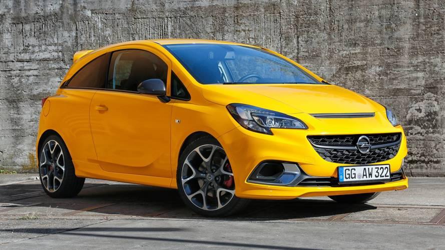 L'Opel Corsa GSi avec un 1,4 litre de 150 ch sous le capot