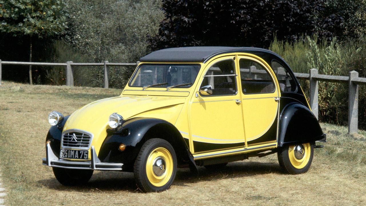 """Citroën 2CV: """"Ente"""""""