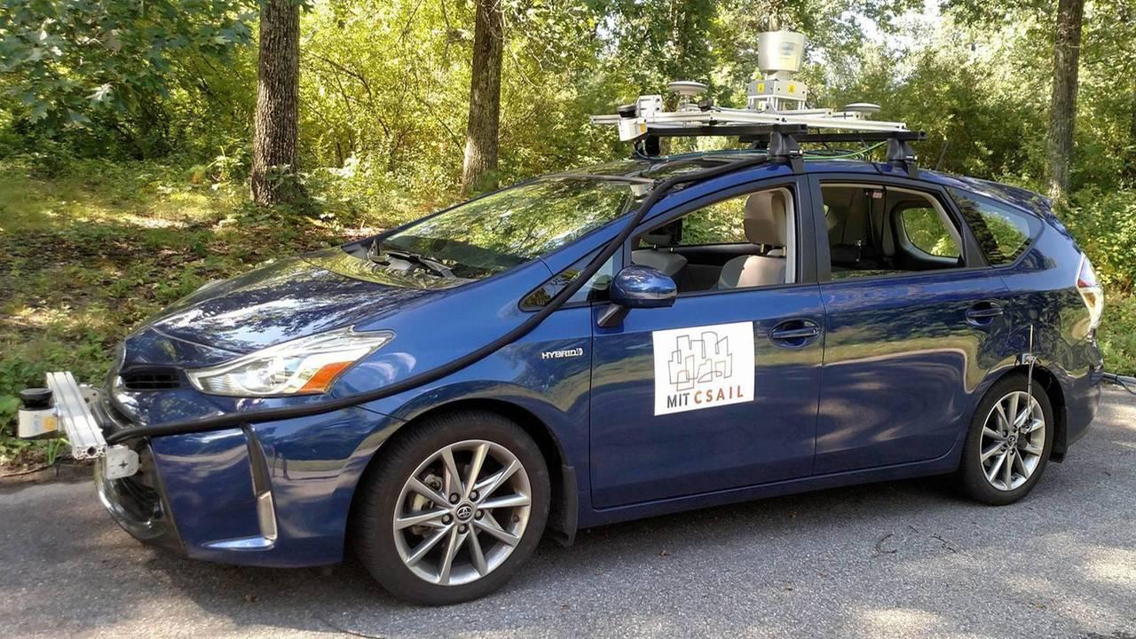 Toyota MIT voiture autonome