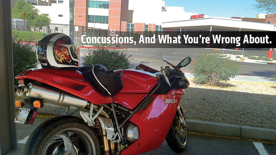 Concussions, And What You're Wrong About