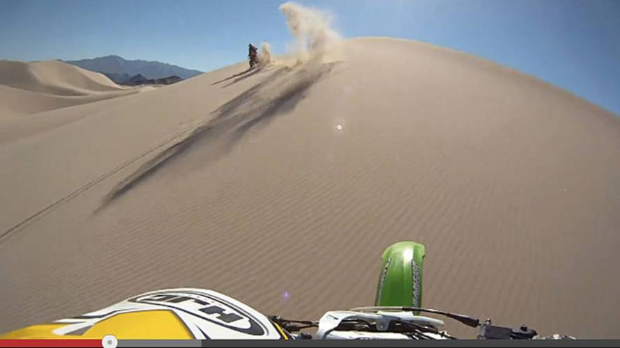 Hump Day Inspiration: 5 Awesome Dirt Bike GoPro Videos