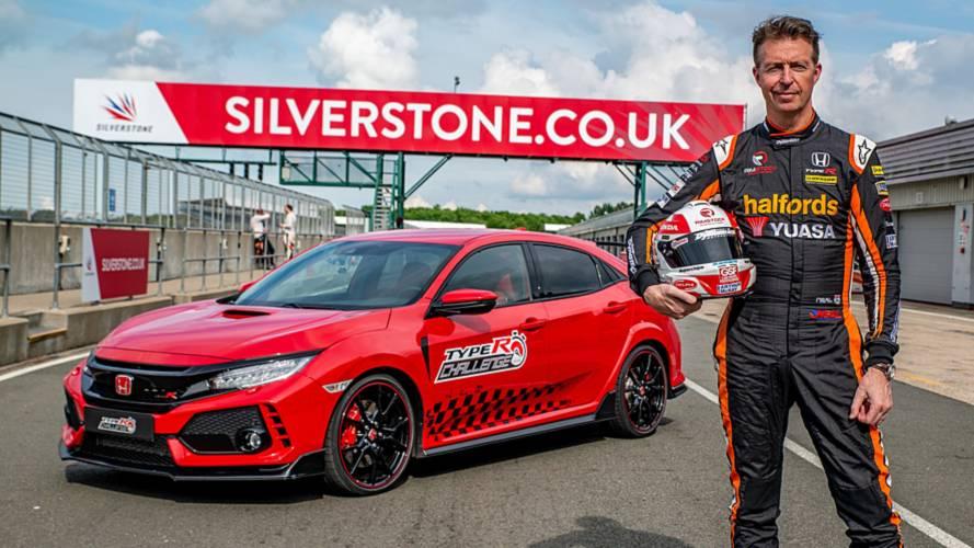 El Honda Civic Type R se convierte en el más rápido en Silverstone