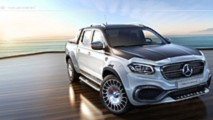 Mercedes X-Class by Carlex Design