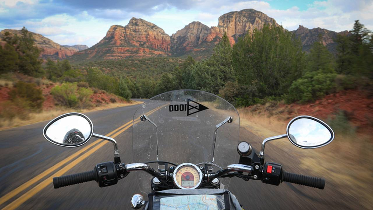 Introducing Perpetual Motion - A Regular RideApart Column