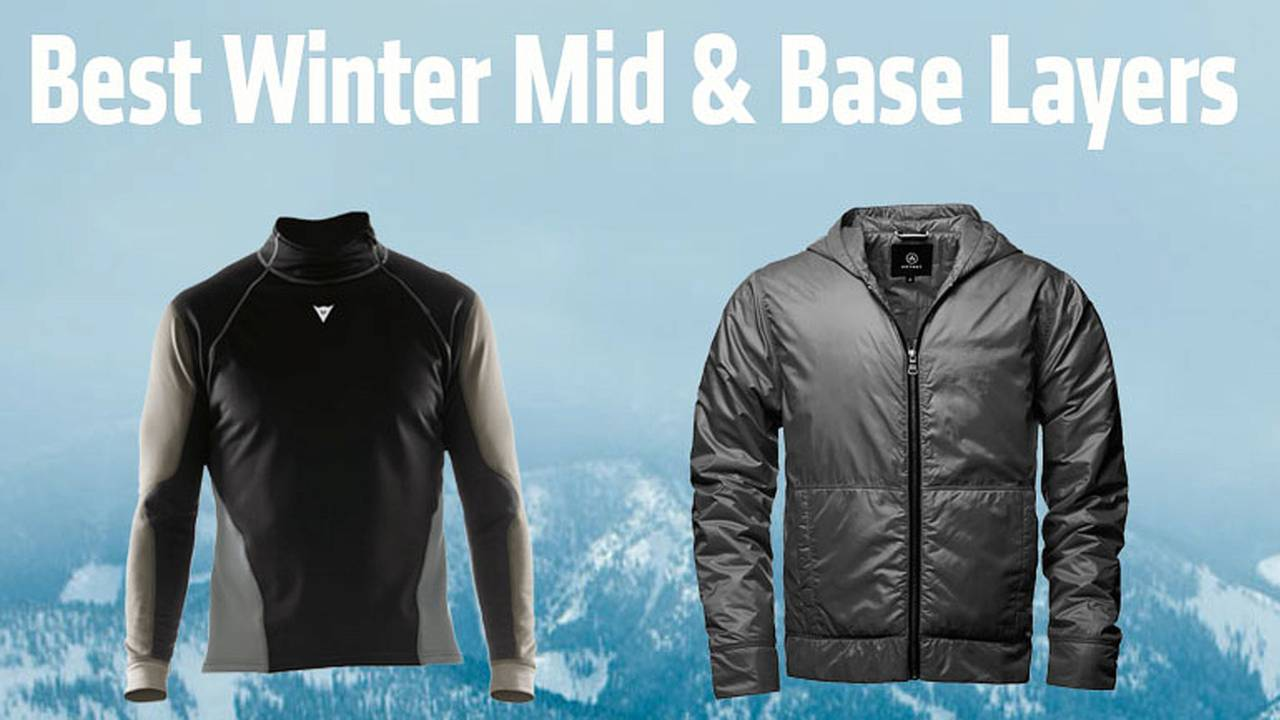 Best Winter Mid & Base Layers