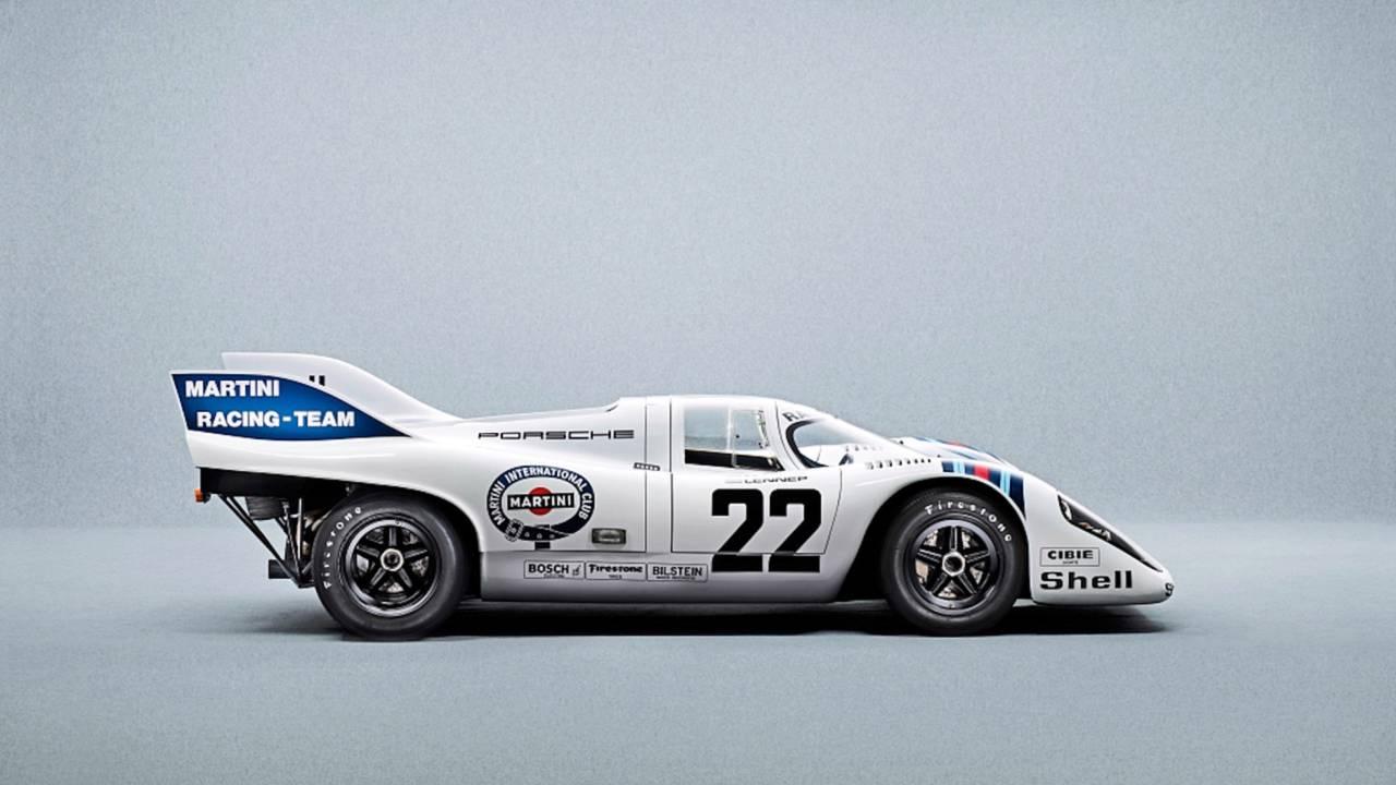 Porsche 917K 'Magnesium' 1971 - Martini