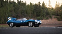 1955 Jaguar D-Type XKD 501