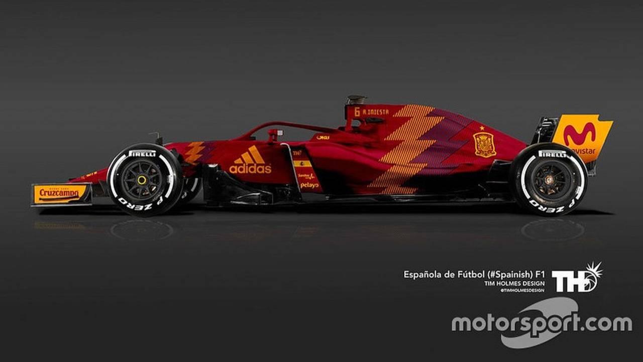 F1 Team Espanha