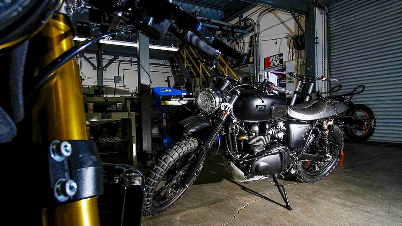 Bike of the Week: Roland Sands Design - Schlege Triumph