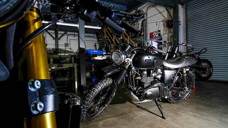 Bike of the Week: Roland Sands Design - Schlege Triumph