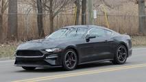 2019 Ford Mustang Bullitt spy photo