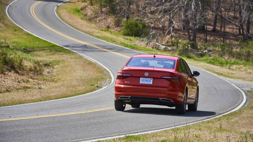 2019 Volkswagen Jetta: İlk Sürüş