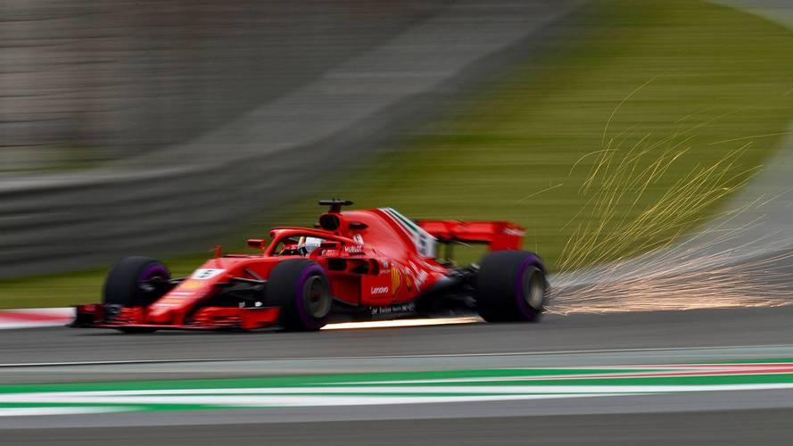 Ferrari vapulea a Mercedes y Vettel logra la pole en China