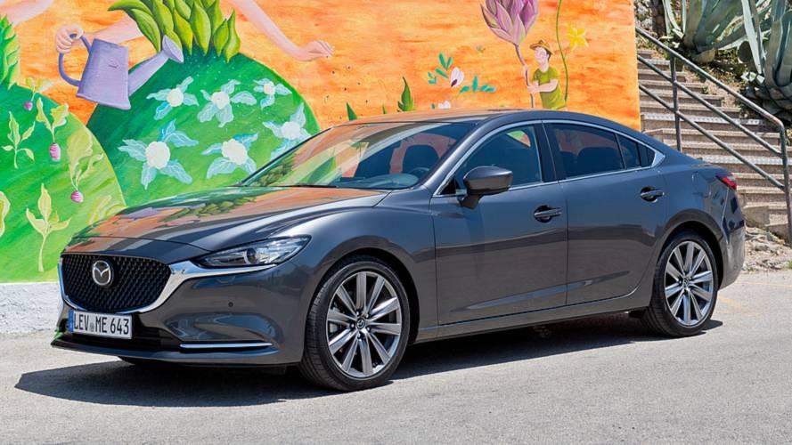 Eltűnik az európai piacról a Mazda6 dízelmotorral szerelt változata
