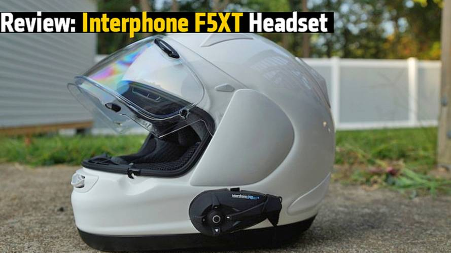 Review: Interphone F5XT Headset