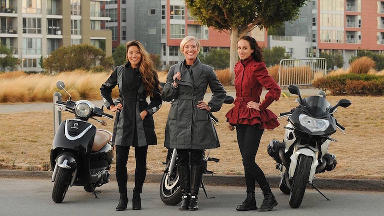 Motorcycling Plus Fashion Equals Plutonium Clothing