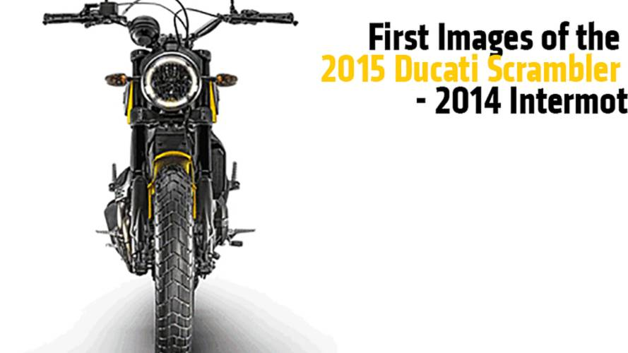 First Images of the 2015 Ducati Scrambler - 2014 Intermot