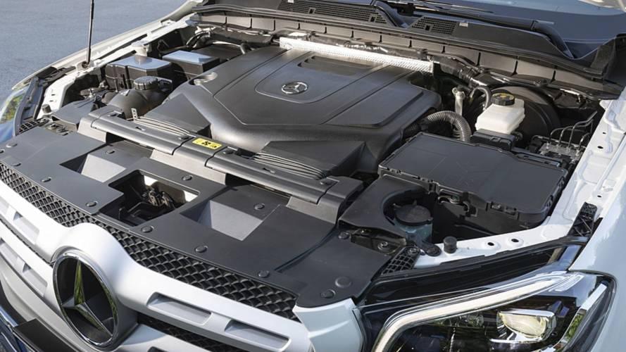 Essai Mercedes Classe X V6