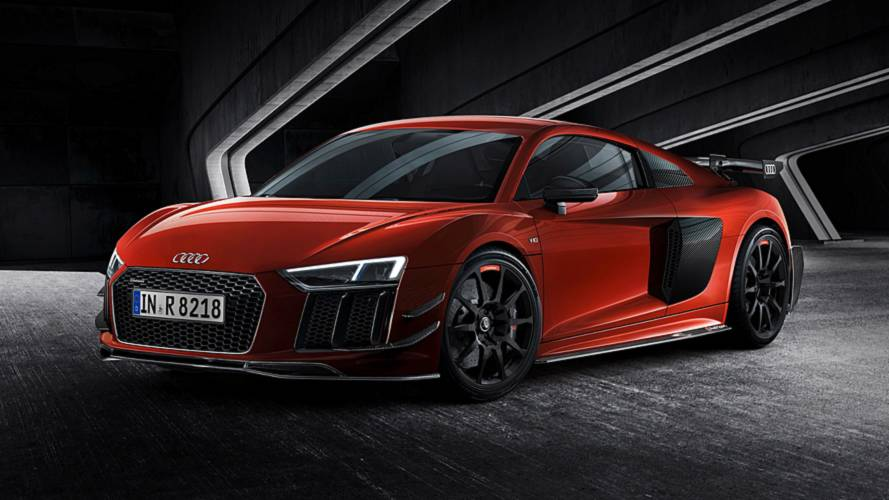 Audi bringing 'focused' R8 to the UK