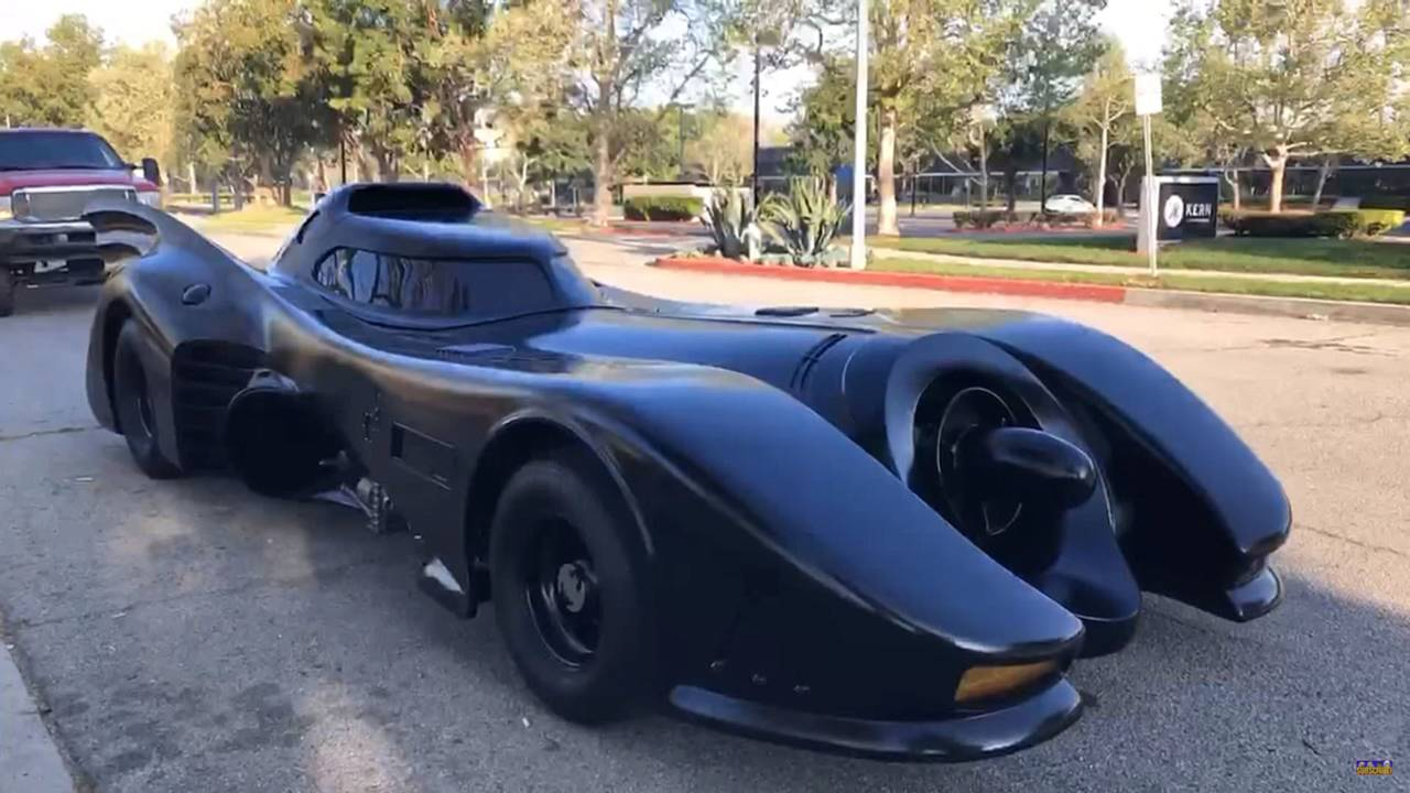 1992 Batmobile