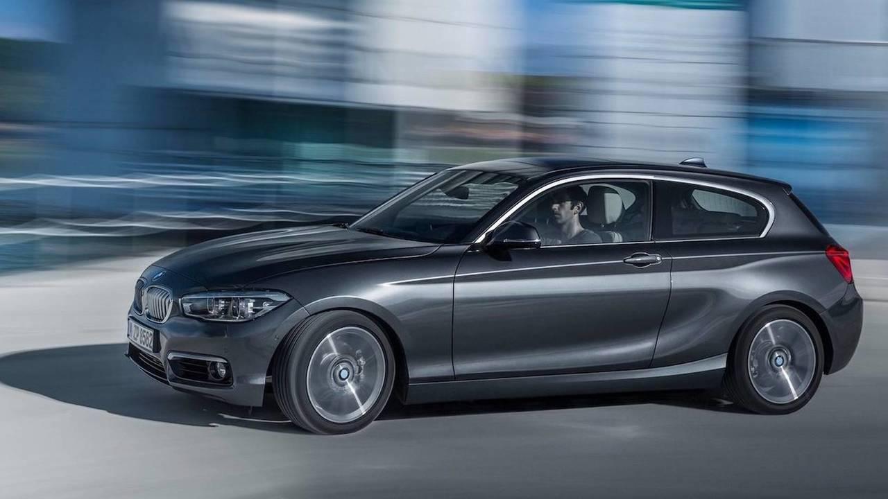 BMW Serie 1 tres puertas 2018