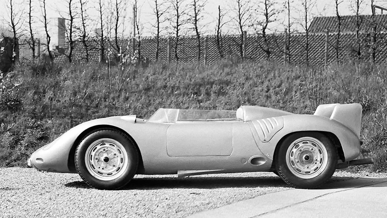 Porsche 718 (1957)