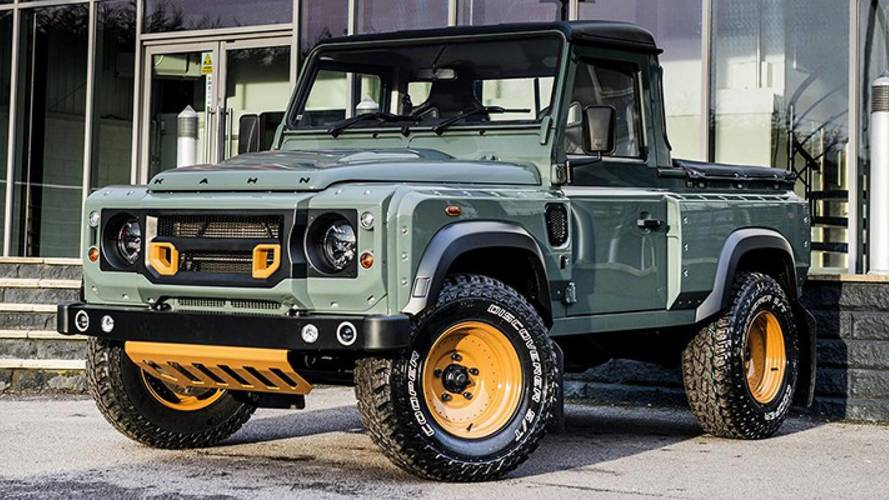 Land Rover Can, But Won't Go After Jeep Gladiator With Defender Pickup