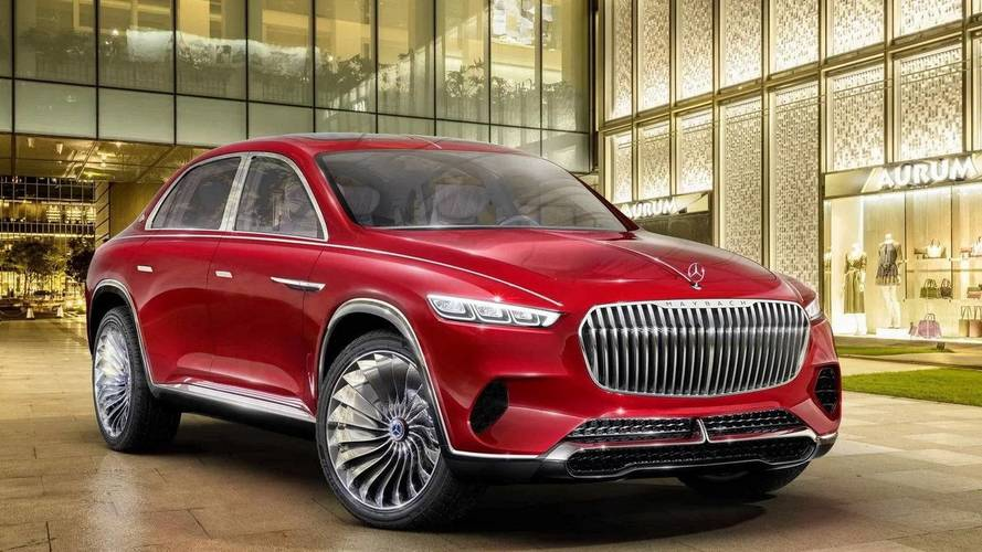 Mercedes-Maybach GLS in den Startlöchern
