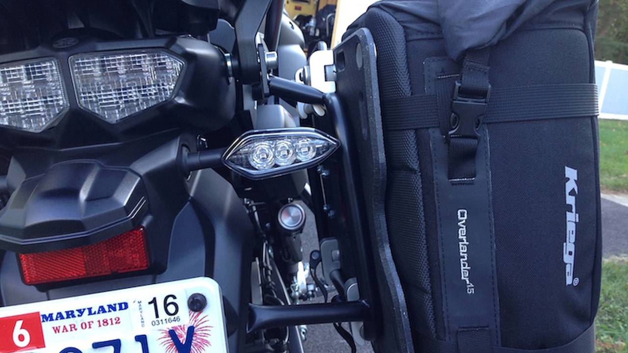Overlander 60: The Bomb Proof Luggage System from Kriega