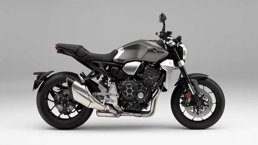 Honda's Neo Sports Cafe Revealed as CB1000R