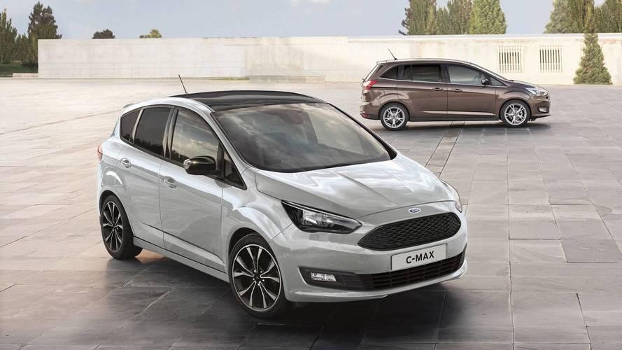 Takarékosabb és sportosabb lett az új Ford C-MAX Sport