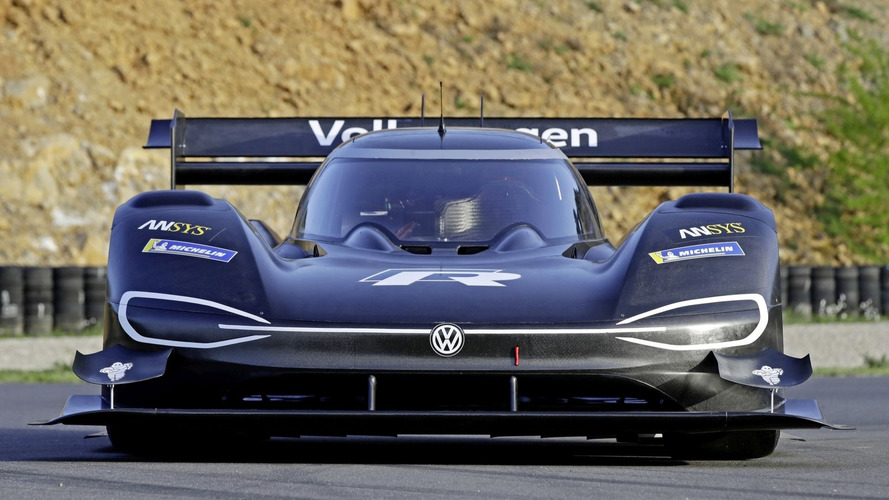 Volkswagen I.D. R To Race On Tianmen Shan Big Gate Road