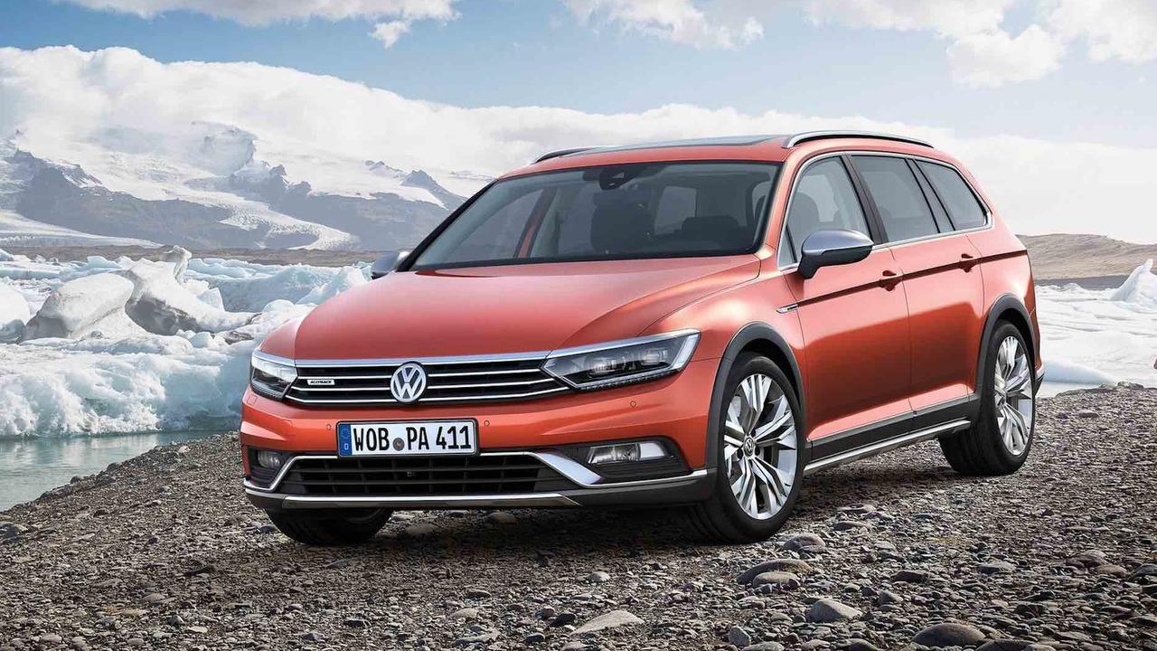 Volkswagen Passat Alltrack 2018