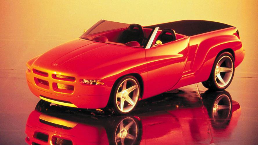 Dodge Dakota Sidewinder, quando la Viper aveva il cassone