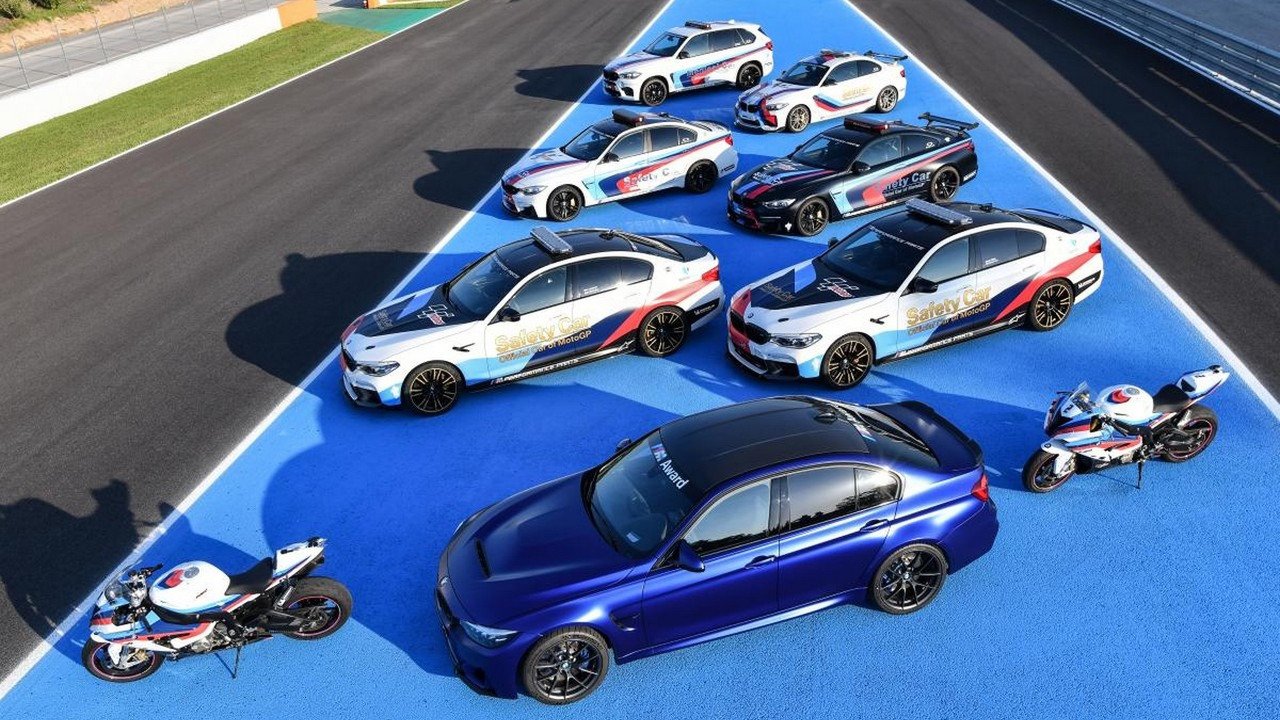 Les BMW du MotoGP