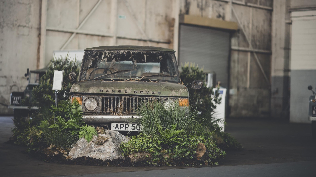 First-generation Range Rover