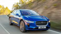 Jaguar I-Pace Blue Caesium