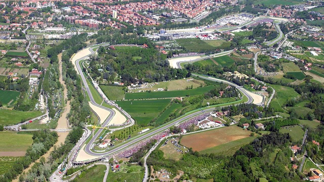 Circuit d'Imola ou Autodromo Enzo e Dino Ferrari