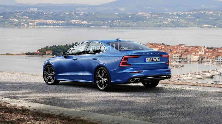 La future Volvo S60 ressemblera à ça !