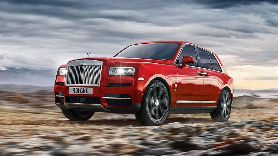 Rolls-Royce, Cullinan'dan daha ufak bir SUV düşünmüyor