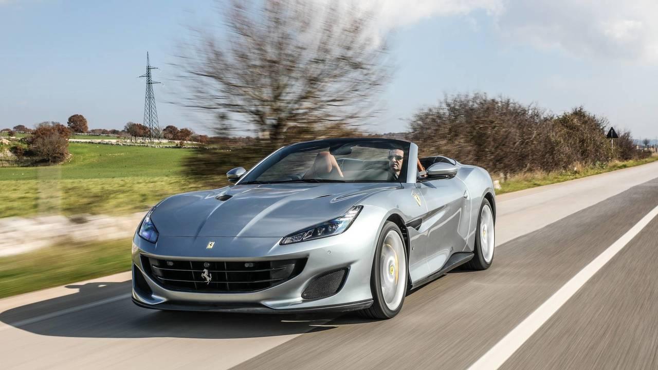 7 (Tie). Ferrari Portofino