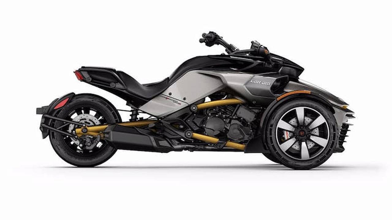 Concept Becomes Reality for New Can-Am Spyder F3-S