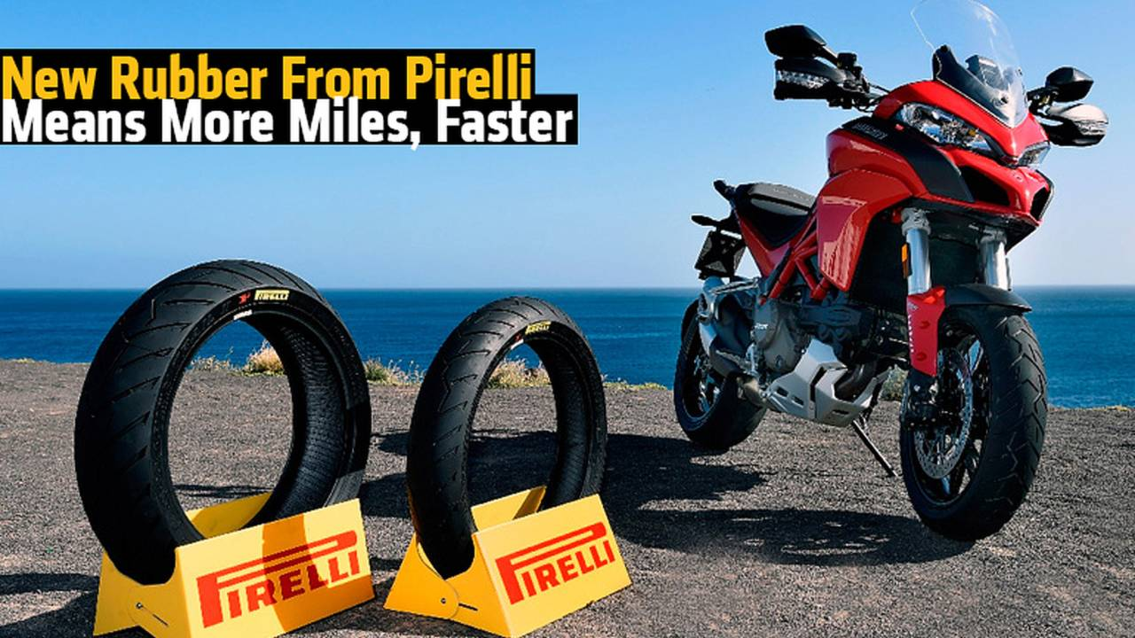 New Rubber From Pirelli Blends Durability and Performance